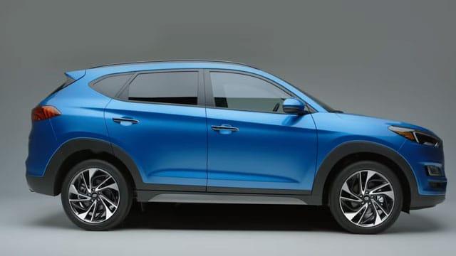 مراجعة هيونداي توسان 2020 - Hyundai Tucson 2020 review