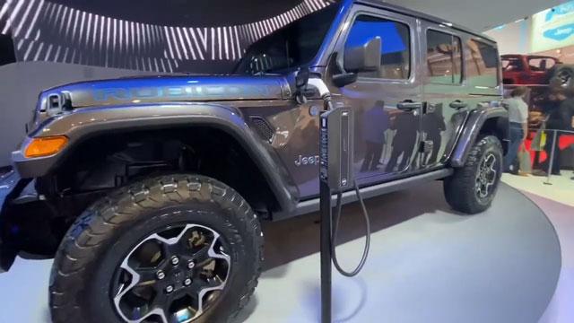 افضل السيارات التي عرضت في معرض CES 2020