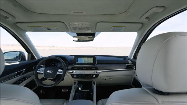 مراجعة كيا تيلورايد 2020 - Kia Telluride 2020 Review