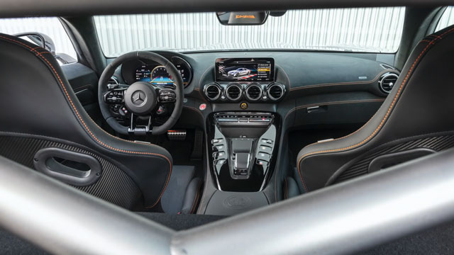 AMG GT Black Series