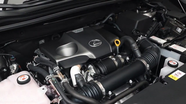 محركات لكزس NX 2021
