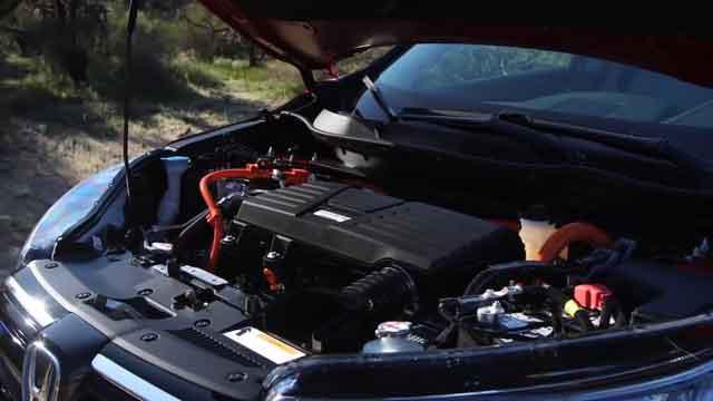 محركات هوندا CR-V 2021
