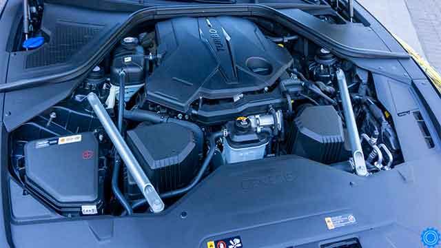 محركات جينيسيس G80 2021
