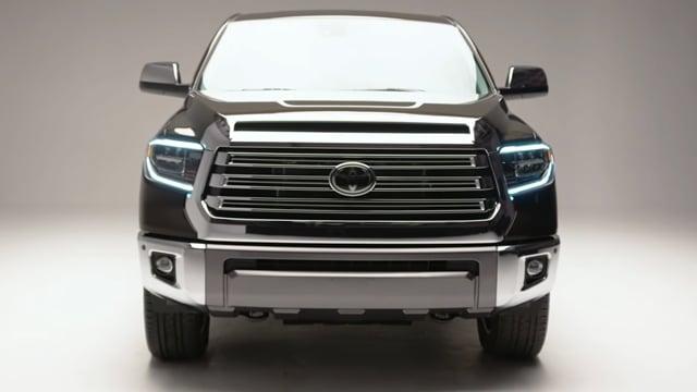 التصميم الخارجي لشاحنة تويوتا تندرا 2021