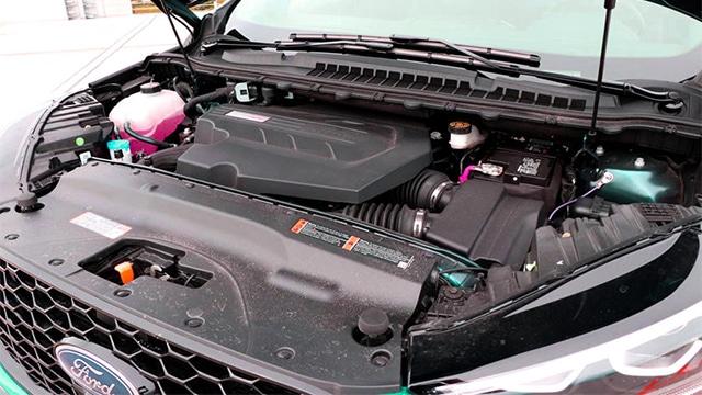 محركات فورد ايدج 2021