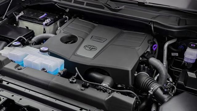 تم تجهيز تويوتا تندرا 2022 بمحرك V6 مزدوج التوربو